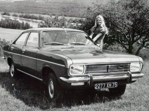 1970: Simca-Chrysler 160 et 180