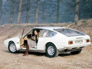 1973: Matra-Simca Bagheera
