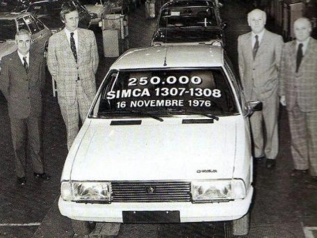 1976: Simca 1300