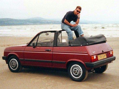 1982: Talbot Samba Cabriolet