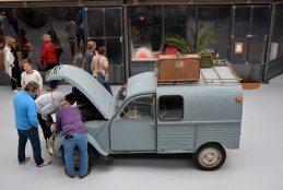 13 Septembre 2015 - Amicale des Clubs IDéale DS au Garage à Saint-Nazaire en image par Jean-Philippe Hémery