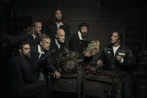 (c) Freddy Fabris - The Anatomy Lesson by Rembrandt