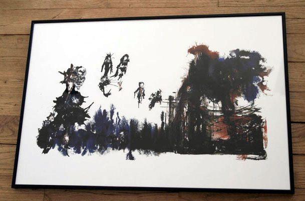David Cragné | La Chambre des Malaises
