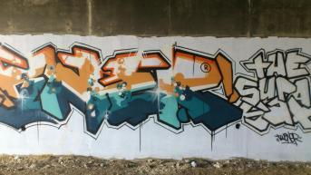 Gregory Fortier | L'encre murale