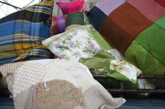 1er au 14 septembre 2016 | Annette Blin | Design textile | Artiste en résidence au Garage