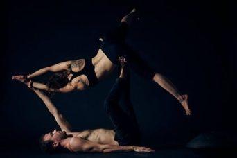 22 octobre | Atelier d'Acro Yoga au Garage