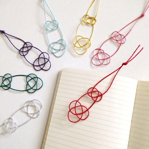 Kami-art 和紙と水引の小物とアクセサリ- Création d'objets et bijoux en papier japonais et Mizuhiki