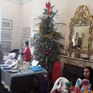 December 12 - Holiday market benefitting Tangier nonprofits