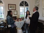 Reception at the Legation