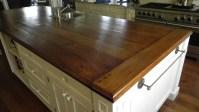 Hardwood Floor Countertop - Wood Floors
