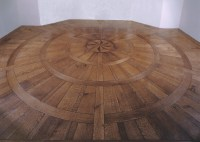 antique wood flooring