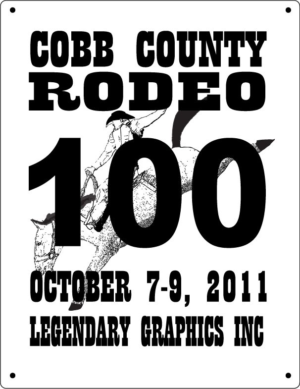 Legendary Graphics rodeo services