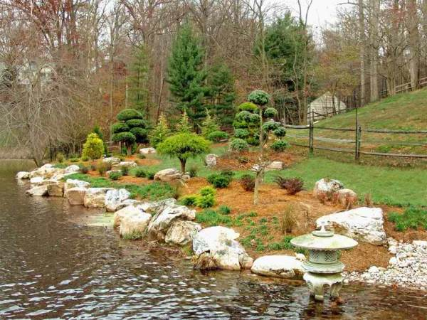 landscaping ideas modular homes