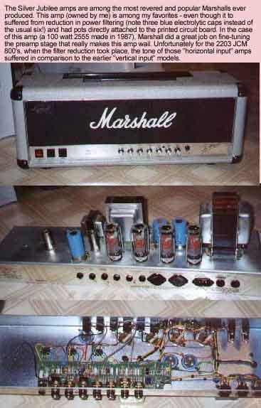 100 Amp Panel Wiring Diagram Legendary Tones The Marshall Shopper S Guide Part 2