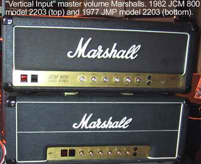 Legendary Tones  The Marshall Shoppers Guide Part 2
