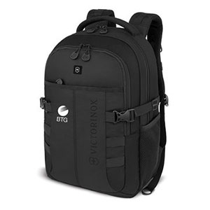 Victorinox Black Swiss Army Backpack
