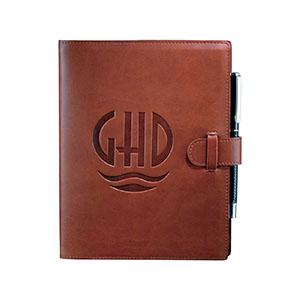 Leather Padfolio - Journal