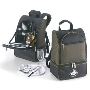 Picnic Wine Backpack - Corporate Gifts