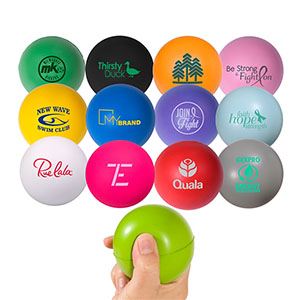 Stress Balls and Relievers - Promotional Products