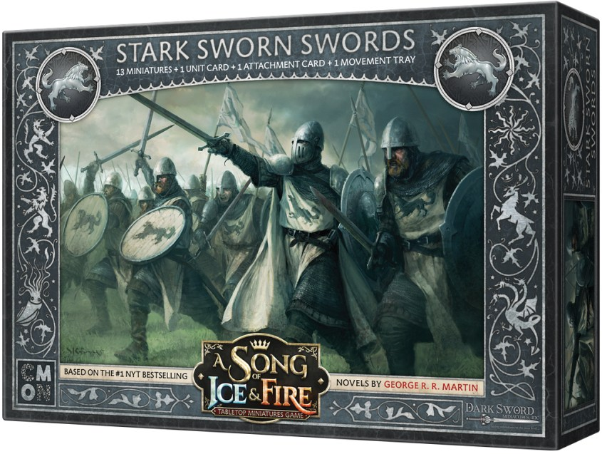 Image result for stark sworn swords