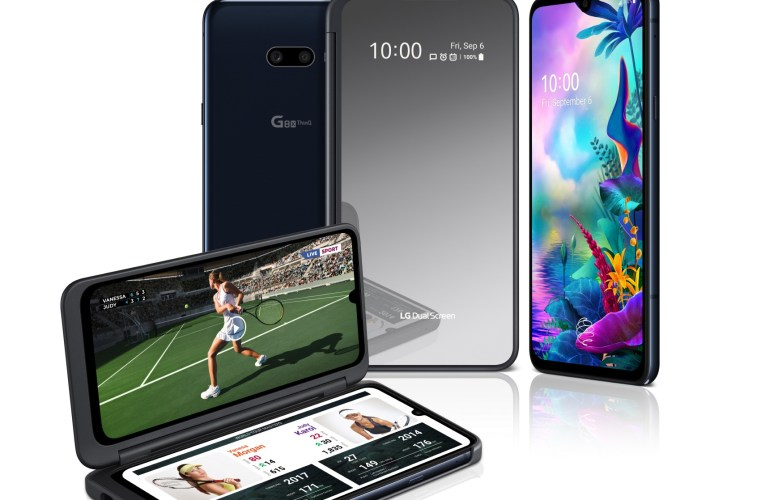 LG G8X DUAL SCREEN DISPLAY REVIEW