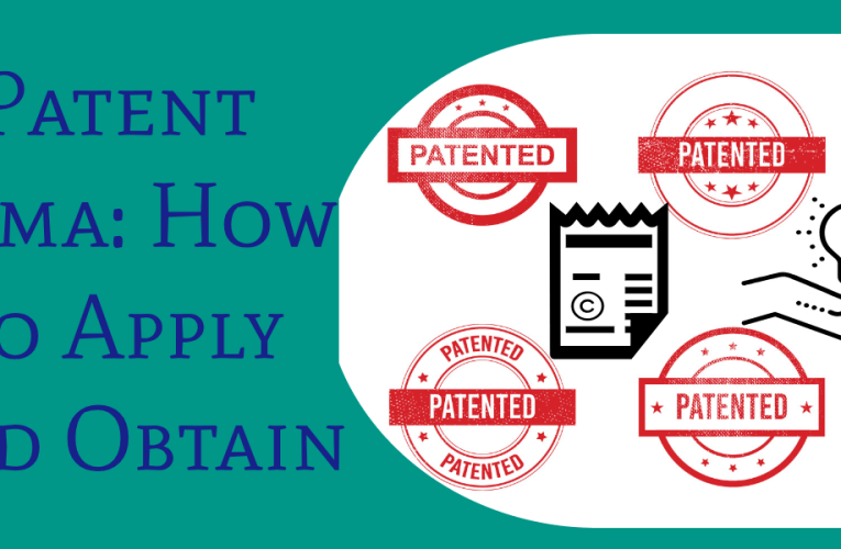 Patent Alma: How to Apply and Obtain