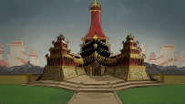 Prologue Fire Nation Temple