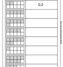 Decimal Worksheets Math Drills   Printable Worksheets and Activities for  Teachers [ 2000 x 1406 Pixel ]