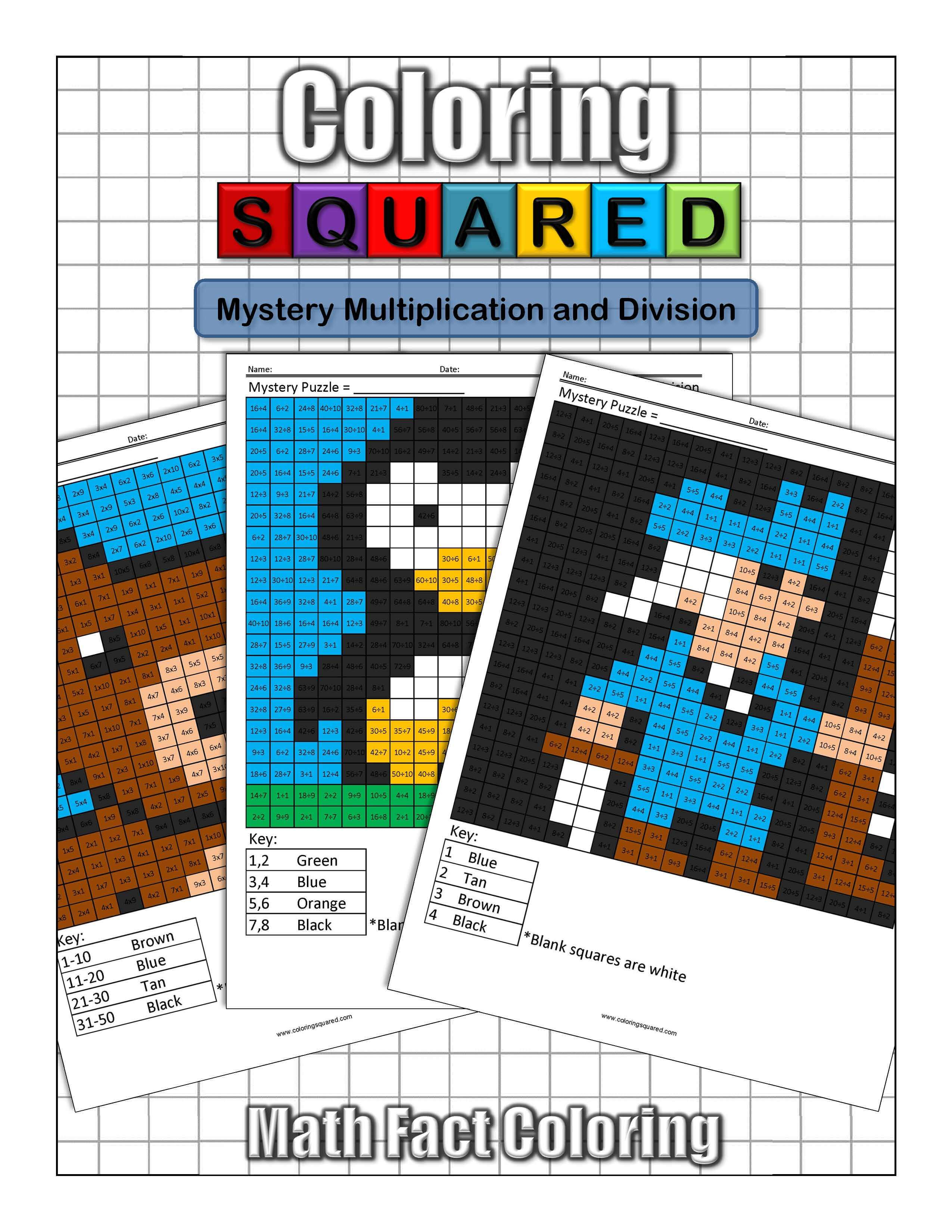 Free Coloring Pages Pixel Art Coloring Book Math For