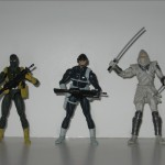 Soldiers and Henchmen