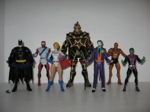 DC Universe Classics Wave 10 Group
