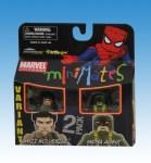 Marvel Minimates World War II Wolverine Variant and Hydra Soldier