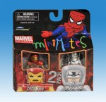 Marvel Minimates TRU Wave 7 Neo Classic Iron Man and Stilt Man