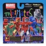 Marvel Minimates Series 36 Package Back