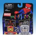Marvel Minimates Series 36 Neo Classic Iron Man and Stilt Man