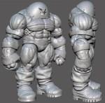 Juggernaut Sculpt