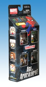 AFX NYCC Age of Apocalypse Minimates Box Side