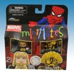 TRU Marvel Minimates Series Nine New Mutants Magik and Warlock