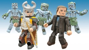 Thor Movie Single-Packed Minimates