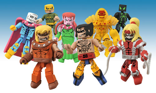 Toys R Us Marvel Minimates Series Ten