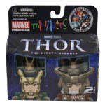 Toys R Us Thor Minimates Loki and Odin