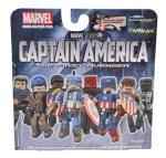 TRU Captain America Movie Minimates Package Back