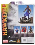 Marvel Select Hawkeye Disney Store Exclusive Back