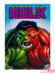 Marvel Universe NYCC 2011 Compound Hulk Comic Art