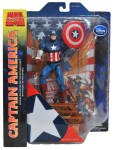 Disney Store Exclusive Marvel Select Captain America