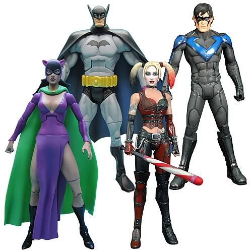 Batman Legacy Wave Three