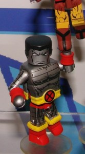 Marvel Minimates Series 47 Colossus Variant