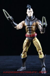 The Return of Marvel Legends Wave Two Dark Wolverine 006