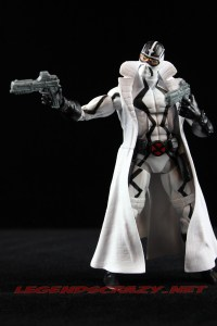 The Return of Marvel Legends Wave Two Fantomex 007