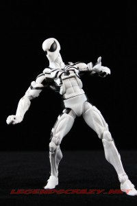 The Return of Marvel Legends Wave Two Spider-Man Future Foundation Variant 009